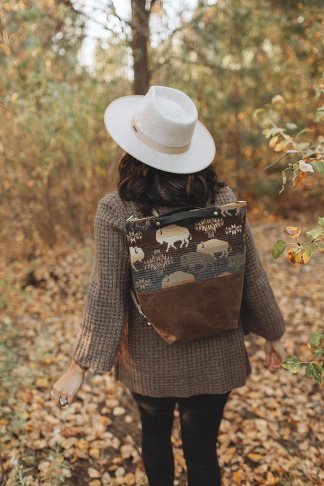 Black Friday Sales from 5 of my Favorite Brands  Land & Kamp Backpack Prairie Rush.